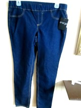 ENERGIE LADIES  MISSY STRETCH PULL ON JEANS SIZE M NWT - $17.99
