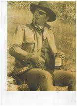 Rooster True Grit John Wayne Sit WB Vintage 11X14 Sepia Movie Memorabilia Photo - $9.95