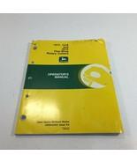 John Deere 1517 1518 2018 Flex-Wing Rotary Cutters Operator's Manual OMW... - $24.99