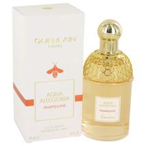 Guerlain Aqua Allegoria Pamplelune Perfume 4.2 Oz Eau De Toilette Spray image 4