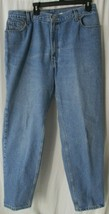 Womens Levi's 550 Relaxed Jeans Size 18 M Blue Boot Cut Medium Wash High... - $17.81