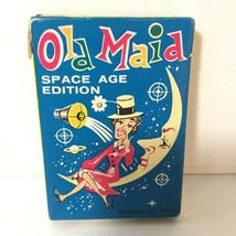 Russell 1960 Vintage OLD MAID Space Age Edition Card Game COMPLETE  RARE... - $22.88