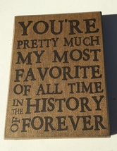 Primitive Wood Box 32566 You're pretty much my most favorite of all time in the  - $7.95