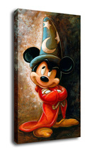 Disney Cartoon Series Art Oil Painting Print On Canvame s HoDecor  Micke... - $29.99+