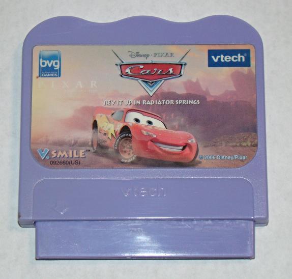 vtech/V.SMILE - Cars REV IT UP IN RADIATOR SPRINGS (Cartridge Only)