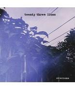 Overcome [Audio CD] Twenty Three Lions - $18.81