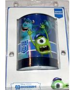 Disney Pixar Monster University LED Night Light Sulley Mike Boys Room NEW - $15.00