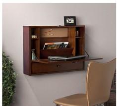 Office Wall Mounted Desk Laptop Fold Down Mount... - $188.67
