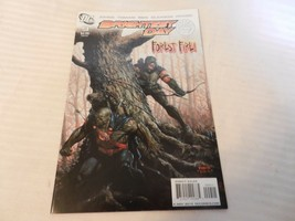 Brightest Day Forest Fire! DC Comics #9 November 2010 - $7.42