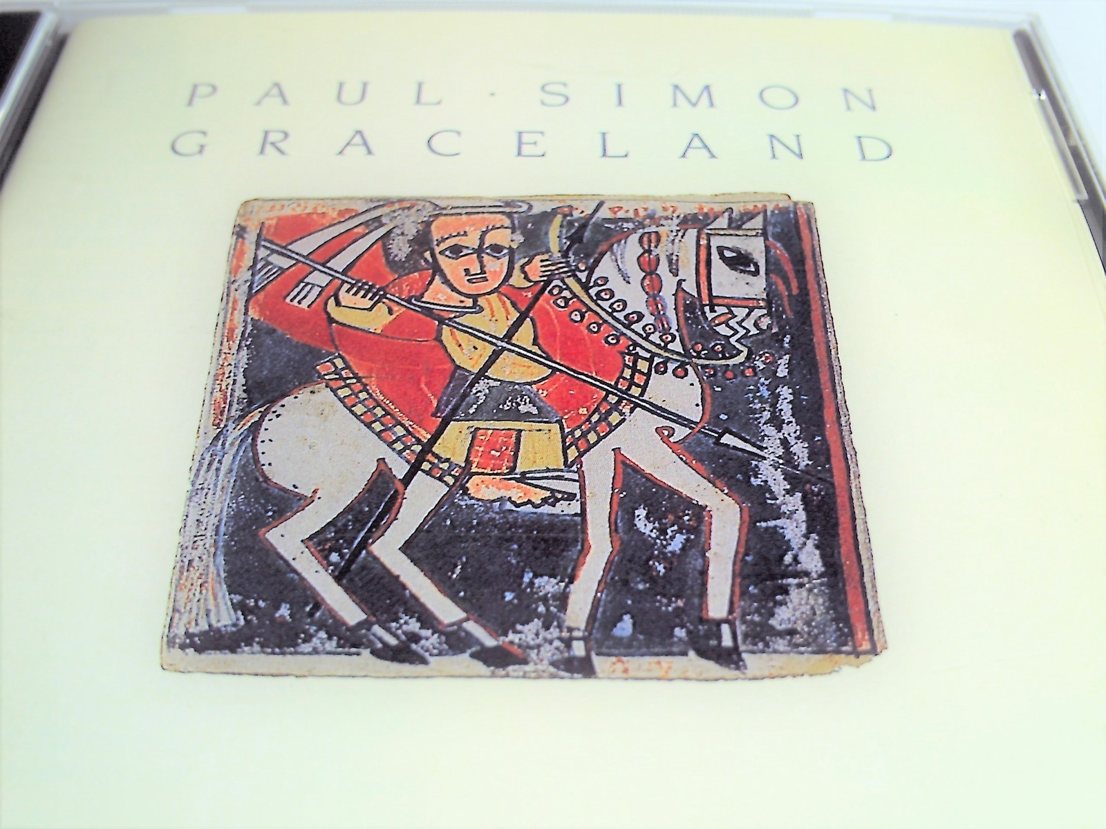 Paul Simon Graceland CD