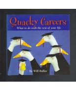 Quacky Careers, What To Do With the Rest of Your Life, Graduation Gift, New - $5.00