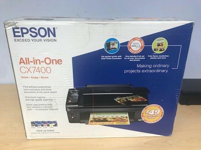 EPSON STYLUS CX7400 SERIES PRINTER TREIBER WINDOWS 7