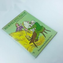 Rumpelstiltskin Retold for Young Readers Press 1972 Childrens Vintage Bo... - $35.99