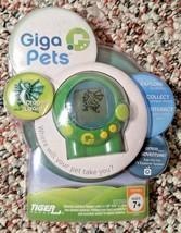 Giga Pets Hasbro Electronic Handheld Keychain Games 2006 Dragon Lizard New - $37.46
