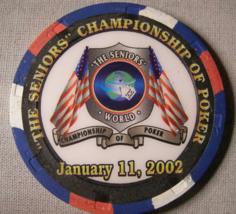 """Johnny Hale's"" - Commemorative Limited Edition - Poker Chip - (SKU#2088) - $4.29"