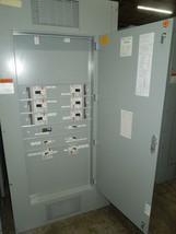 Eaton Pow-R-Line C PRL4 Panelboard 1200A 3ph 3w 480V MLO w/ Breaker Distribution - $8,750.00