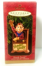 Hallmark Keepsake Ornament Howdy Doody Anniversary Edition - $7.50