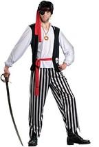 Forum Novelties Men's Pirate Matey Costume, Multi, Standard - $23.05