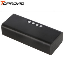 TOPROAD® Stereo Bluetooth Speaker Portable Wireless Receiver Dual Speakers - $30.10