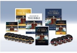 The Story of the Bible: Vol. I - The Old Testament (Complete Set)