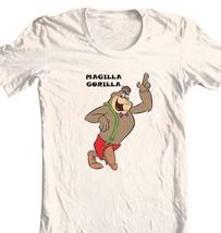 Magilla Gorilla T-shirt retro 80's Saturday morning cartoon cotton graphic tee image 2