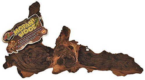 Zoo Med African Mopani Wood Medium Sizes May Vary Masks