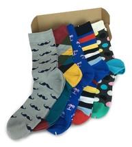 5 Pairs Men's Power Socks - Heel Candy - $36.97