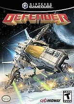 Defender (Nintendo GameCube, 2002) DISC IS MINT - $11.98