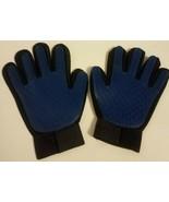 1 PAIR Pet Grooming Gloves Brush Dog Cat Fur Hair Removal Mitt Massage  - $5.93