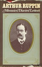 Arthur Ruppin: Memoirs, Diaries, Letters - $14.99