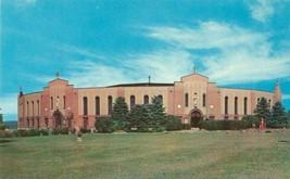 Auriesville Shrine 1960s unused Postcard  - $4.50