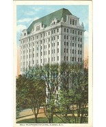 The Bell Telephone Building, Albany New York early 1900s Postcard  - $4.99