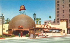 Brown Derby Restaurant, Los Angeles, California, 1950s unused Postcard  - $5.99