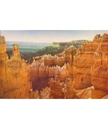 Bryce Canyon National Park Utah old unused Postcard  - $4.99