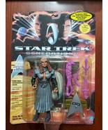 1994 Playmates Star Trek Generations B'etor Action Figure Sealed - $14.80