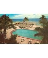 Crown Hotel, Miami Beach, Florida unused Postcard  - $4.99
