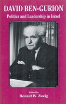 David Ben-Gurion: Politics and Leadership in Israel (1992, Hardcover) - $49.99