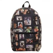 Star Wars Photo Album Sublimated Backpack - $39.99