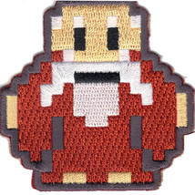 Official Nintendo The Legend of Zelda Old Man Iron On Embroidered 8-Bit ... - $7.95