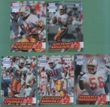 1994 Edge Silver Boss Squad Tampa Bay Buccaneers Football Set - $1.99