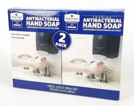 Member's Mark Commercial Foaming Antibacterial Hand Soap (2 pack) Blue - $21.28