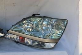 99-03 Lexus RX300 HID Xenon Headlight Lamp Matching Set Pair L&R - POLISHED image 2