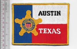 US Secret Service USSS Texas Austin Field Office F.O. Agent Service Patch  - $11.99