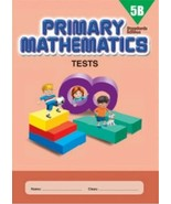 Primary Mathematics 5B Tests (Standards Edition) by Lim Lay Na - $19.97