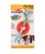 Petstages Red Kitty Chew Wheel Cat Toy  871864007159 - $15.85