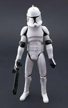 Star Wars ™ - Clone Wars Clone Trooper Standard 2008 Action Figure - $24.76