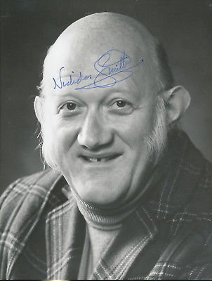 Primary image for Nicholas Smith signed  photo. Are You Being Served?.Mr Rumbold