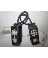 2 Bath & Body Works PocketBac Hand Sanitizer Holder Glows n Dark Black S... - $24.99