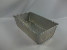 "Wear Ever 2771 Vintage Aluminum Pan 9"" x 5"" x 2.75"" Made USA - $7.59"
