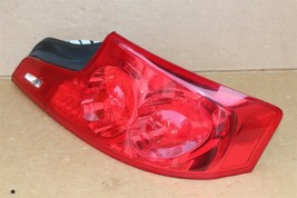 06-07 Infiniti G35 2DR Coupe LED Tail light Lamp Passenger Right RH image 2